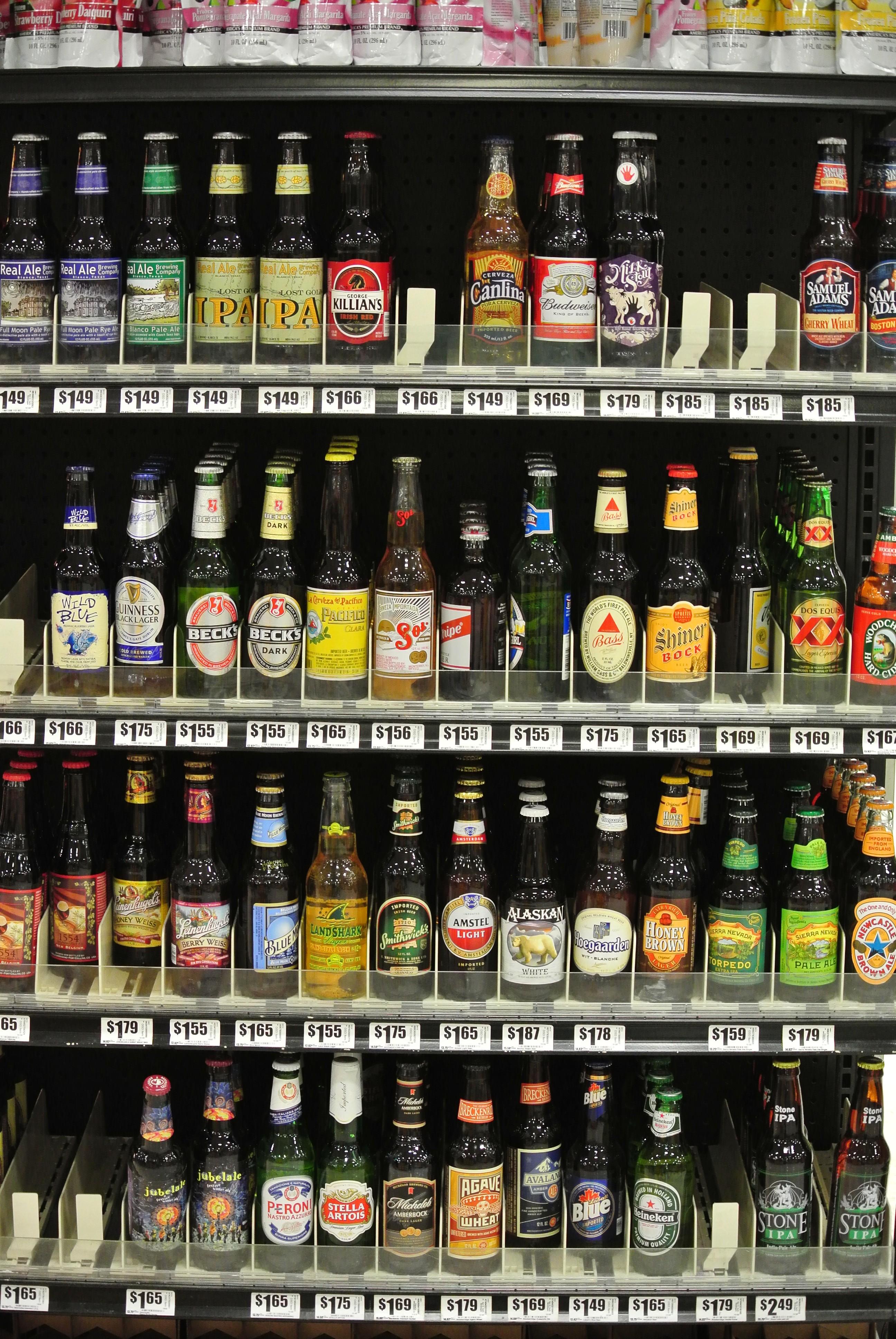 Heb Craft Beers