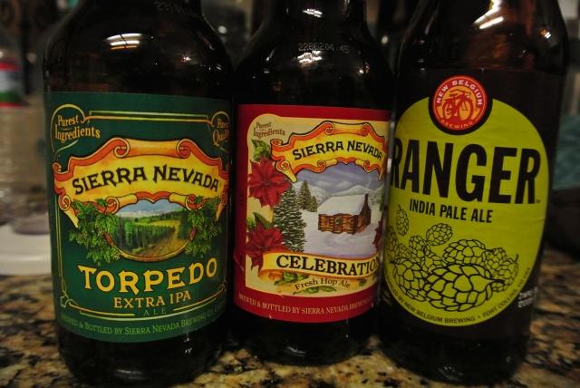 Three Superb Beers