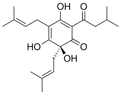 512px-(S)-Humulone_svg