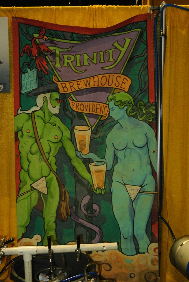 Beer poster art everywhere...I create and entire post just on the awesome art - both posters and labels.